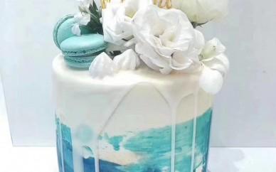 30天生日蛋糕培训课程