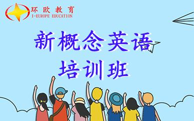杭州环欧教育新概念C1+C2+C3英语培训课程