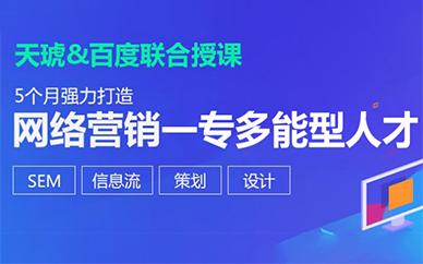 广州天琥教育网络营销工程师培训课程