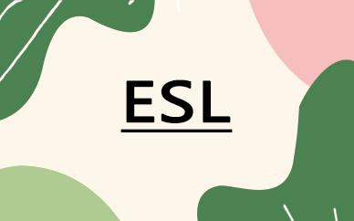 南昌朗阁教育ESL课程培训班