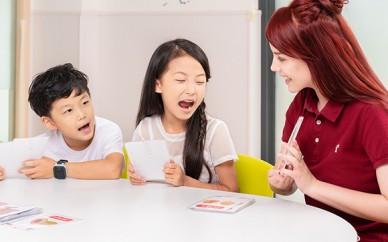 昆明艾途教育少儿英语外教口语培训课程