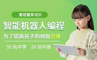 南京童程童美智能机器人编程培训课程
