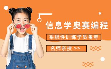 南京童程童美信息学奥赛编程培训课