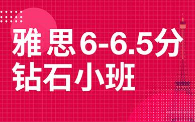 济南新通雅思6-6.5分砖石课程小班