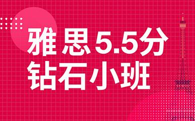 济南新通雅思5.5砖石培训小班