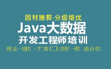 长沙达内教育Java大数据开发工程师培训