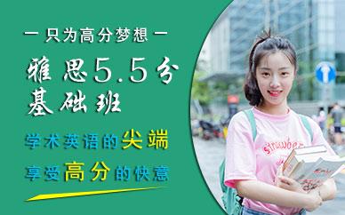 深圳新通教育雅思5.5分基础班培训课程