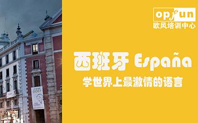 南京欧风西班牙语精品培训班