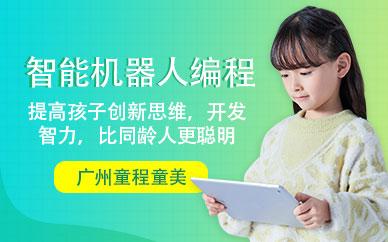广州童程童美少儿机器人培训