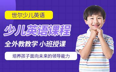 深圳世尔少儿英语培训课程