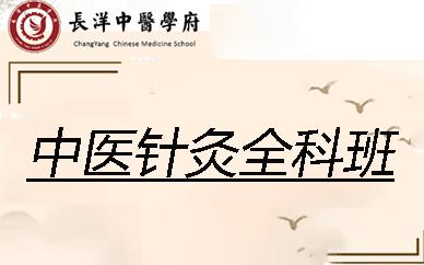 广州长洋中医针灸全科班