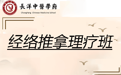 深圳长洋中医经络推拿理疗培训班