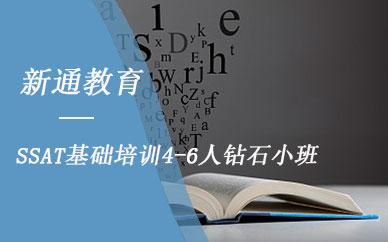 南京新通教育SSAT基础4-6人钻石小班培训课程