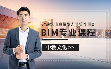 广州中教文化BIM培训课程