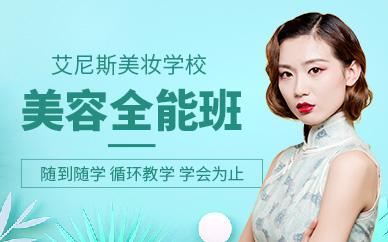 深圳艾尼斯美容课程培训班