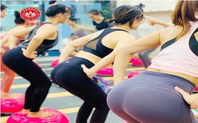 深圳东方瑜伽美臀塑型培训班