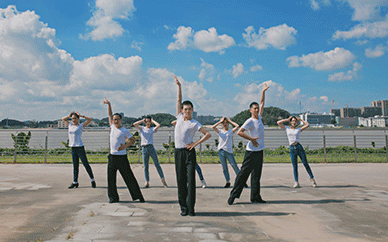 广州博优舞蹈拉丁舞培训班