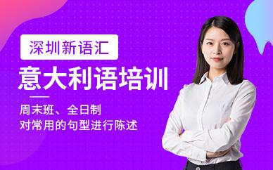 深圳新语汇意大利语培训班