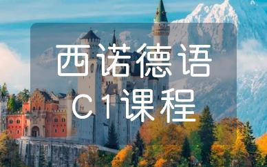 杭州西诺德语C1课程