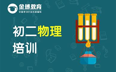 北京金博教育初二物理培训班