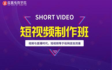 东莞玺赢电商短视频制作培训班