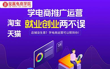 东莞玺赢电商淘宝天猫运营推广培训班