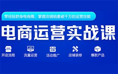武汉天琥教育电商运营实战培训课程