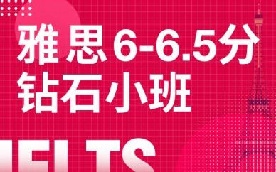 武汉新通雅思6-6.5分砖石课程小班