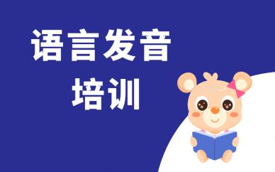 天津拓慧语言发音培训