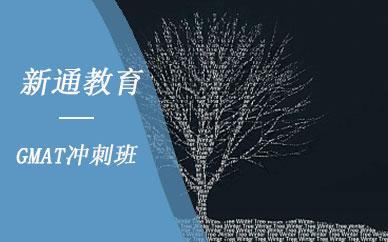 天津新通教育GMAT冲刺培训班
