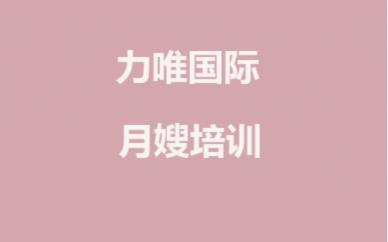 武汉力唯形象设计月嫂培训课程