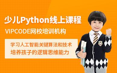 北京vipcode少儿Python线上课程培训