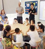 广州一对一外教英语培训丰富多彩的课程和课外活动!