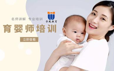 上海学乾教育育婴师培训班