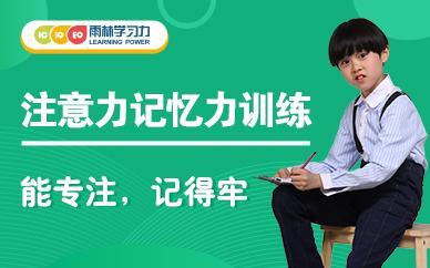 重庆金色雨林注意力记忆力训练班