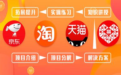 天津人合教育电商运营培训课程