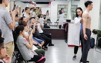 广州龙脊康德国施罗斯疗法国际认证培训班